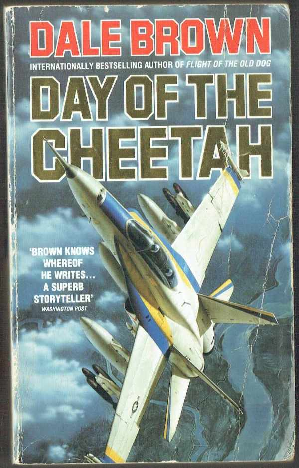 Day of the Cheetah Dale Brown