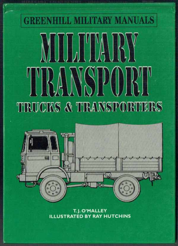 Military transport trucks and transporters T.J. O'Malley