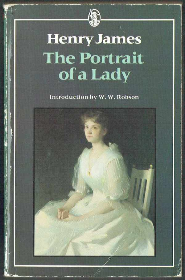 The Portrait of a Lady Henry James  Egy hölgy arcképe