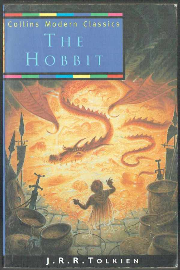 The Hobbit J.R.R.Tolkien