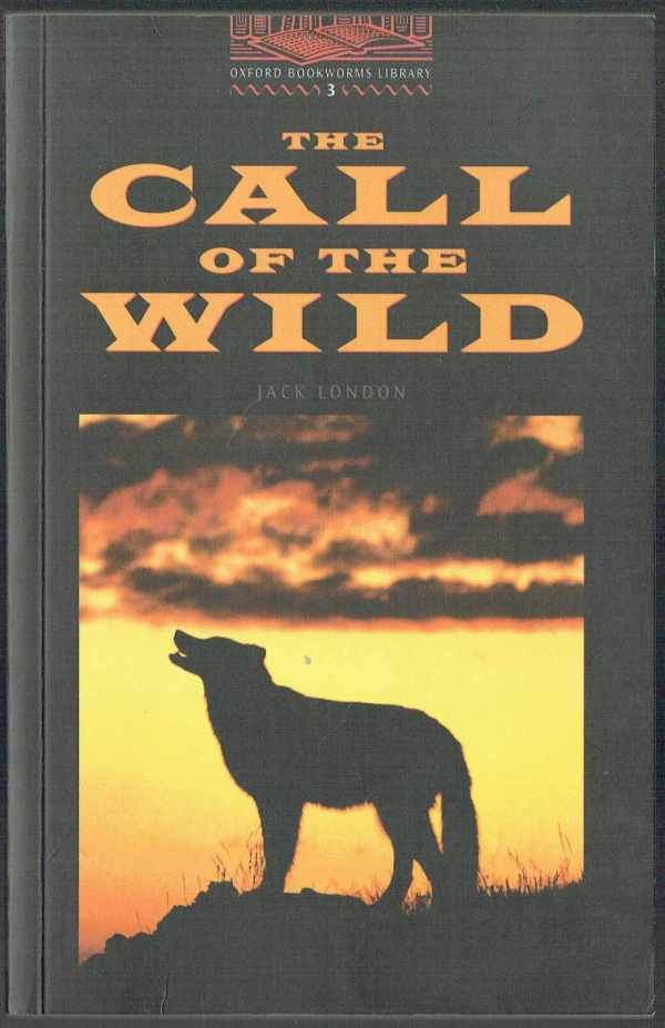 The Call of the Wild - level 3 Jack London  A vadon szava