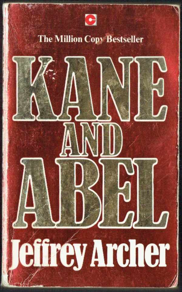 Kane and Abel Jeffrey Archer  Párbaj