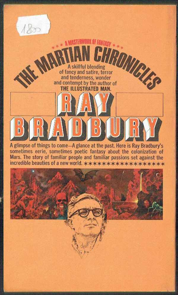 The Martian Chronicles Ray Bradbury  Marsbéli krónikák