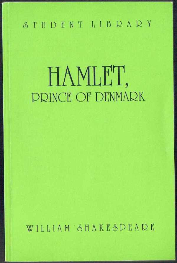 Hamlet, Prince of Denmark William Shakespeare  Hamlet, dán királyfi