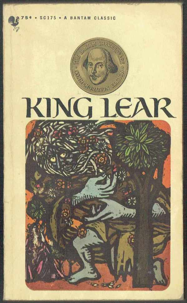 King Lear (Bantam) William Shakespeare  Lear király
