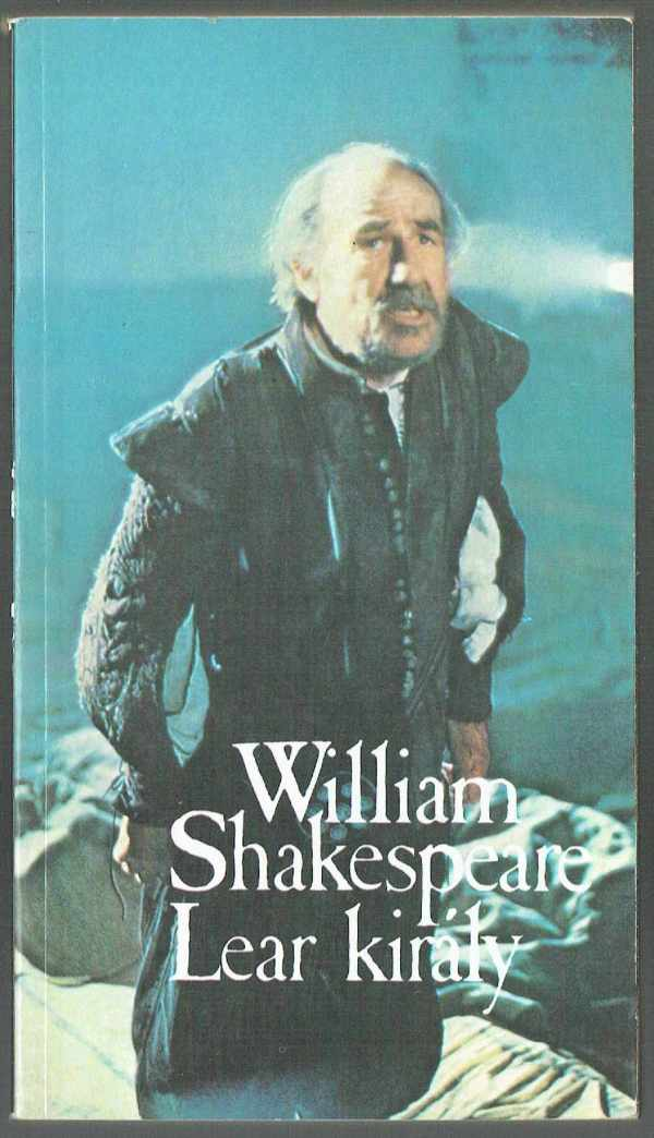 Lear király William Shakespeare