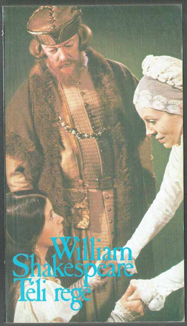 Téli rege William Shakespeare
