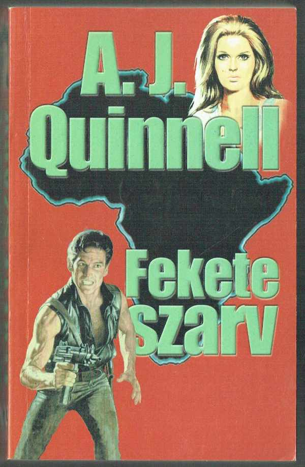 Fekete szarv A. J. Quinnell