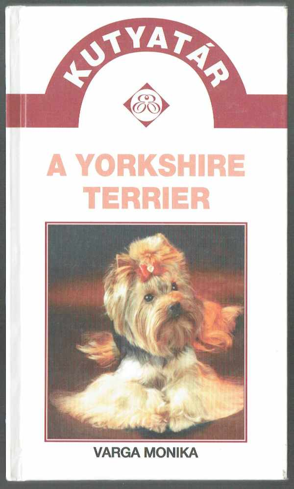A yorkshire terrier Varga Monika