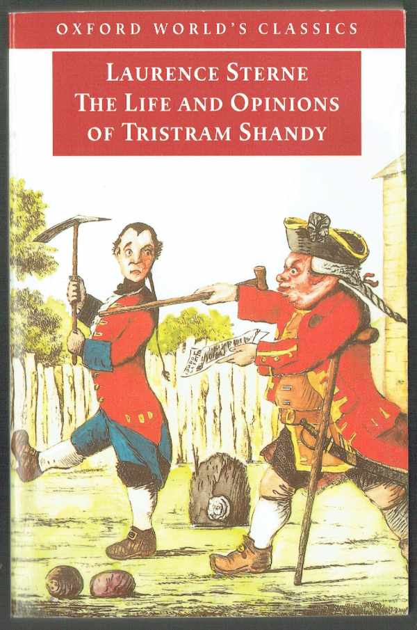 The life and opinions of Tristram Shandy Laurence Sterne  Tristram Shandy úr élete és gondolatai