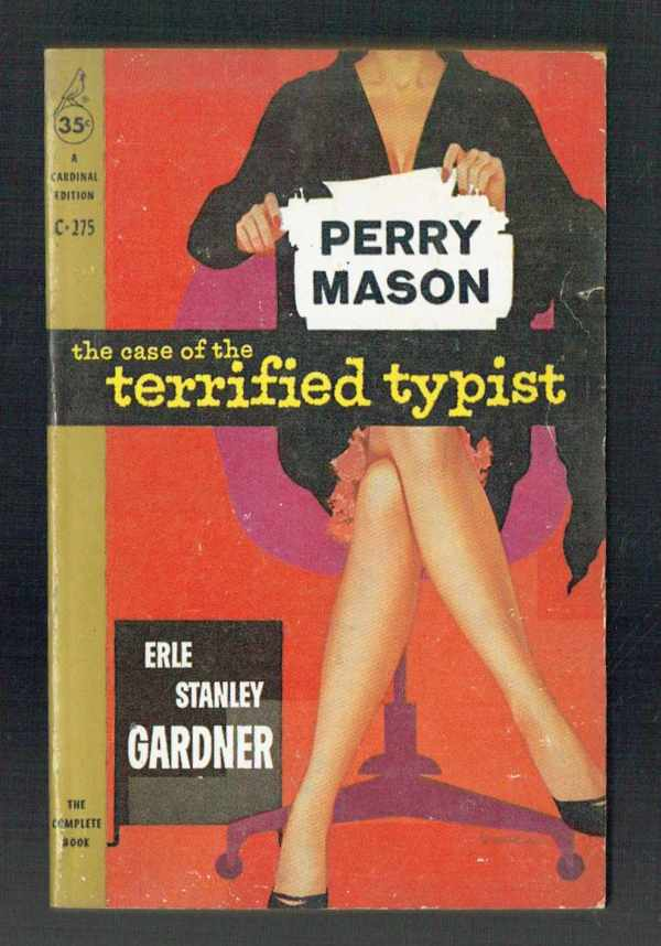 The Case of the Terrified Typist Erle Stanley Gardner