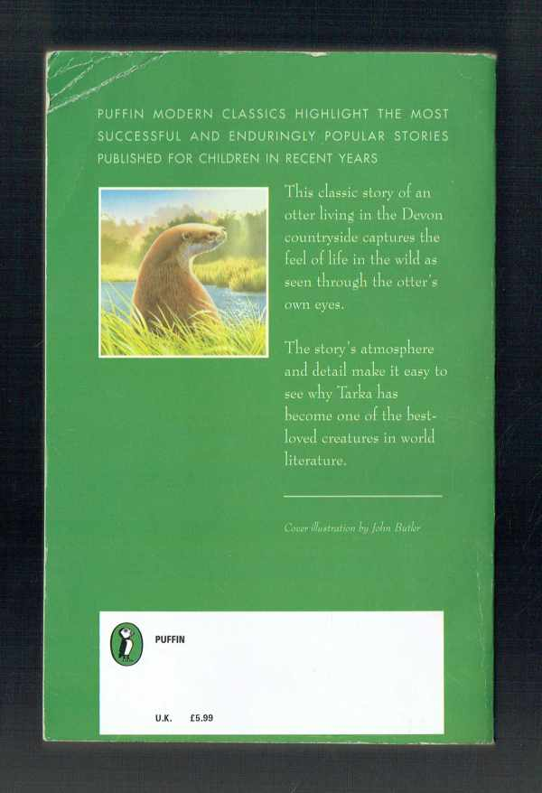 Tarka the Otter Henry Williamson  Illustrated by Annabel Large