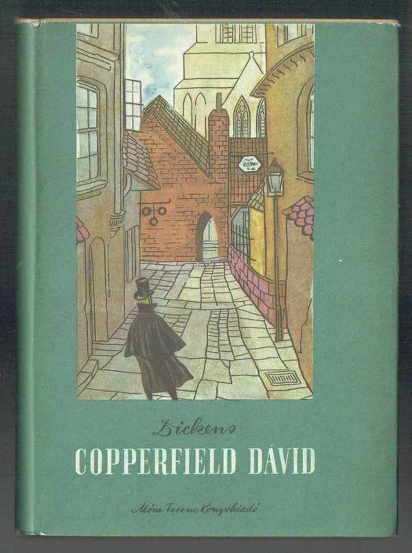 Copperfield Dávid Charles Dickens