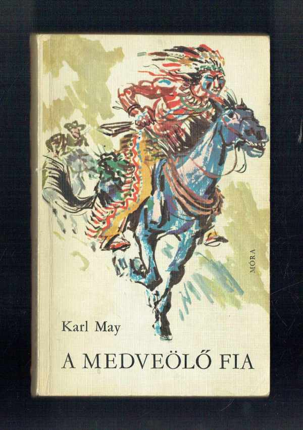 A medveölő fia Karl May