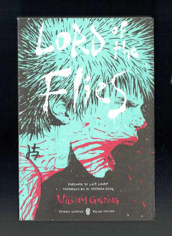 Lord of the Flies Deluxe Edition William Golding