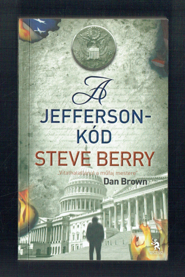 A Jefferson-kód Steve Berry