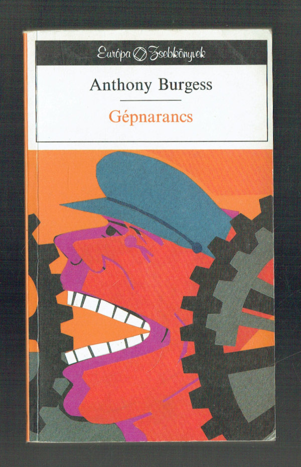 Gépnarancs Anthony Burgess